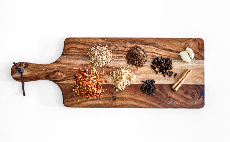 Spices - Down Right Raw
